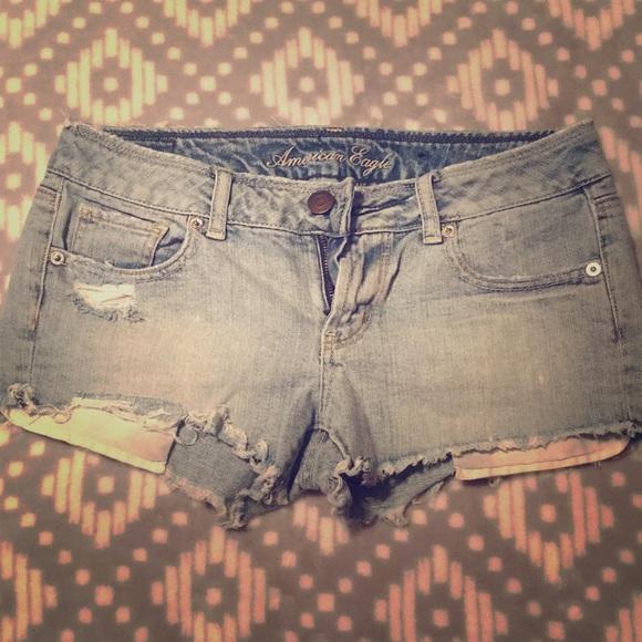 AE Jean Shorts Size 2